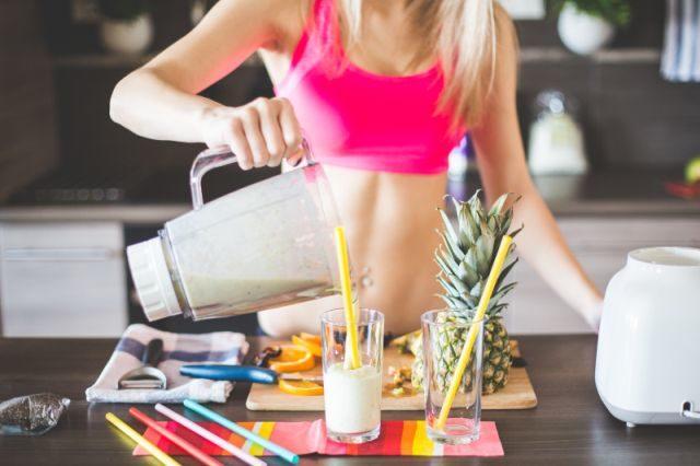 Полезная еда и спорт для отличного здоровья