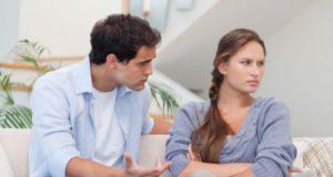 Основные причины частых ссор в семье